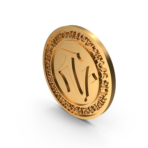 Golden Coin LOK Dumah PNG & PSD Images