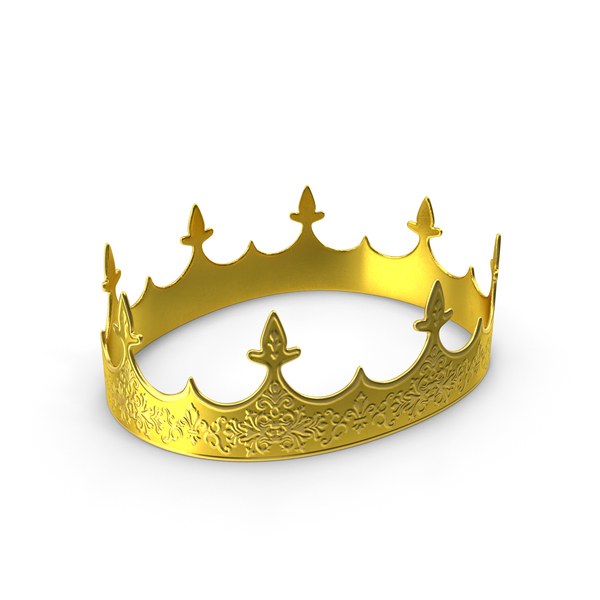 Golden Crown PNG & PSD Images