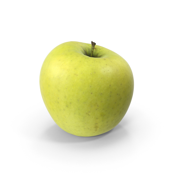 Golden Delicious Apple PNG & PSD Images