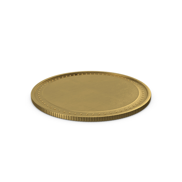Golden Medallion Blank PNG & PSD Images