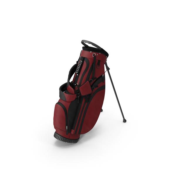 Golf Bag Object