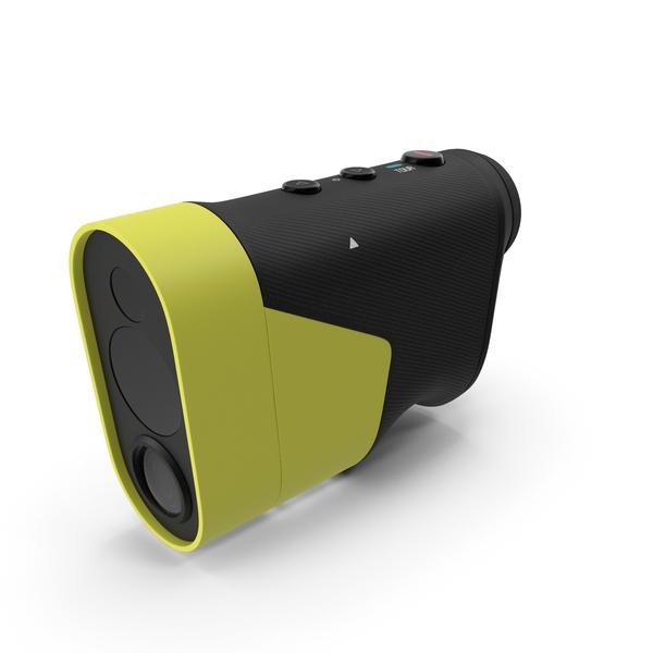 Golf Laser Range Finder PNG & PSD Images