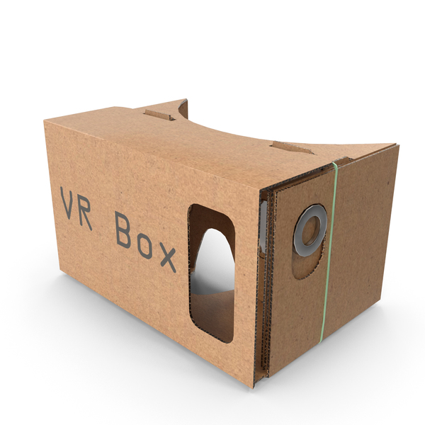 Virtual Reality Goggles: Google Cardboard PNG & PSD Images