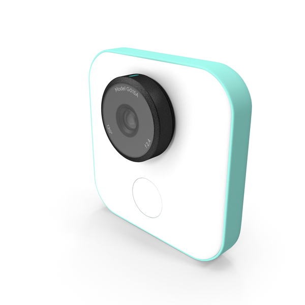 Google Clips Wireless Camera PNG & PSD Images