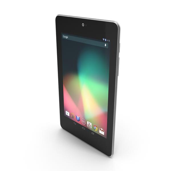 Google Nexus 7 PNG & PSD Images