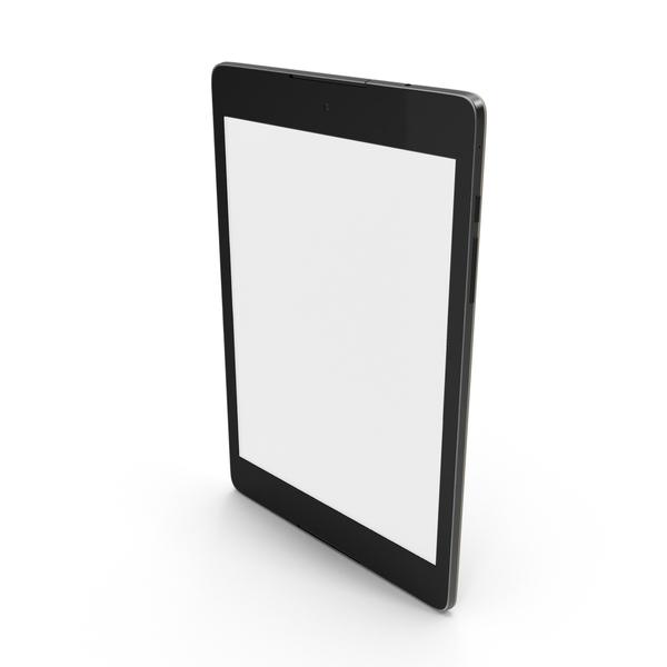 Tablet Computer: Google Nexus PNG & PSD Images