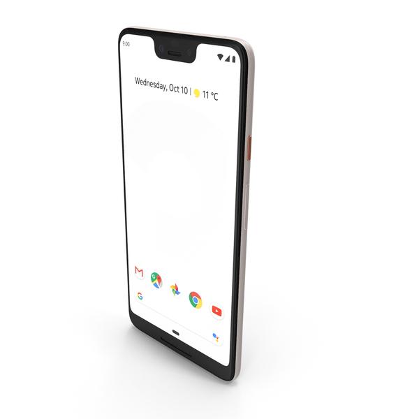 Google Pixel 3 XL Not Pink PNG & PSD Images