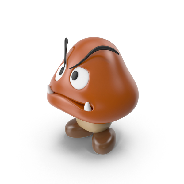 Goomba PNG & PSD Images