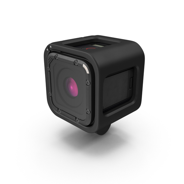 Camera: GoPro Hero 4 Session PNG & PSD Images