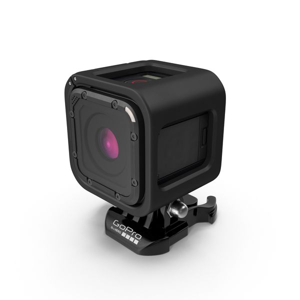 GoPro Hero4 Session PNG & PSD Images