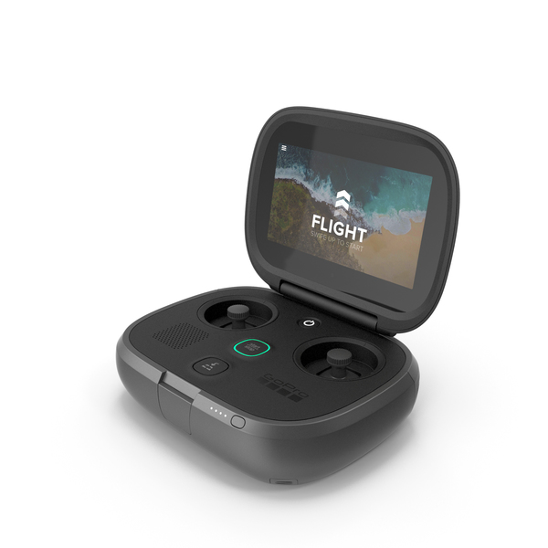 GoPro Karma Controller PNG & PSD Images