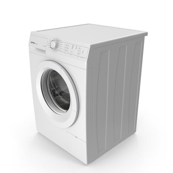 Gorenje Washer 600 PNG & PSD Images