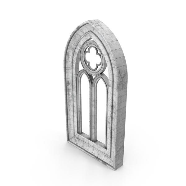Gothic Window PNG & PSD Images