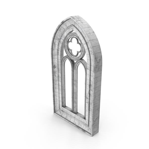 Gothic Window Object
