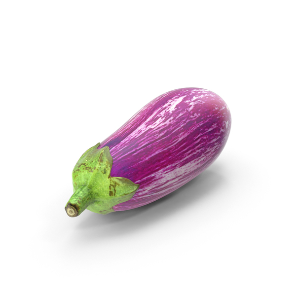 Graffiti Eggplant PNG & PSD Images