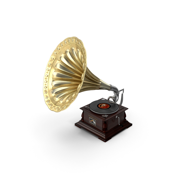 Gramophone PNG & PSD Images
