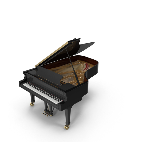 Grand Piano Fazioli Object