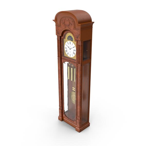 Grandfather Clock Object