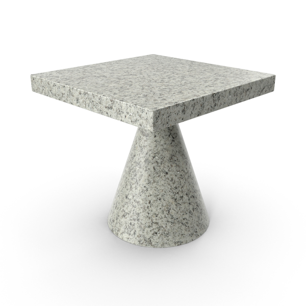 Granite Table PNG & PSD Images
