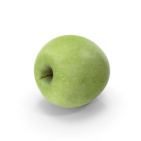 Granny Smith Apple PNG & PSD Images