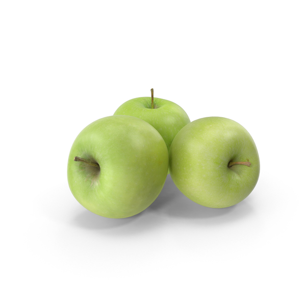 Granny Smith Apples PNG & PSD Images