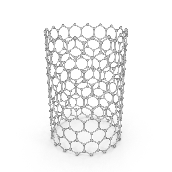 Graphene Nanotube Cartoon PNG & PSD Images