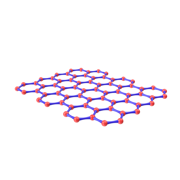 Graphene Stucture PNG & PSD Images
