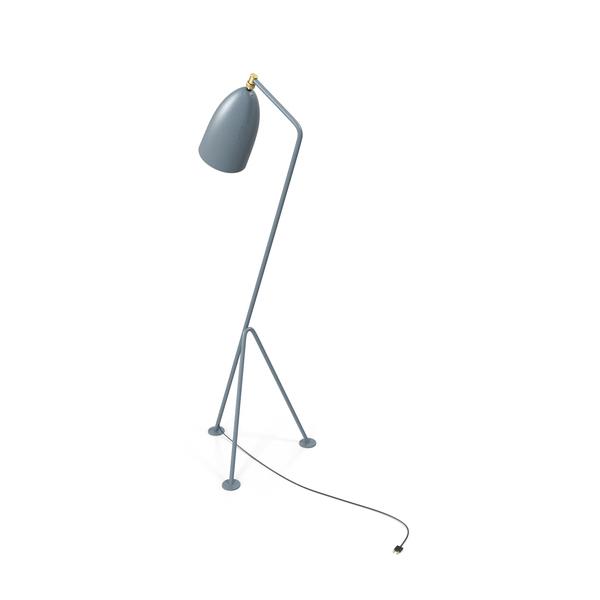 Gräshoppa Floor Lamp PNG & PSD Images