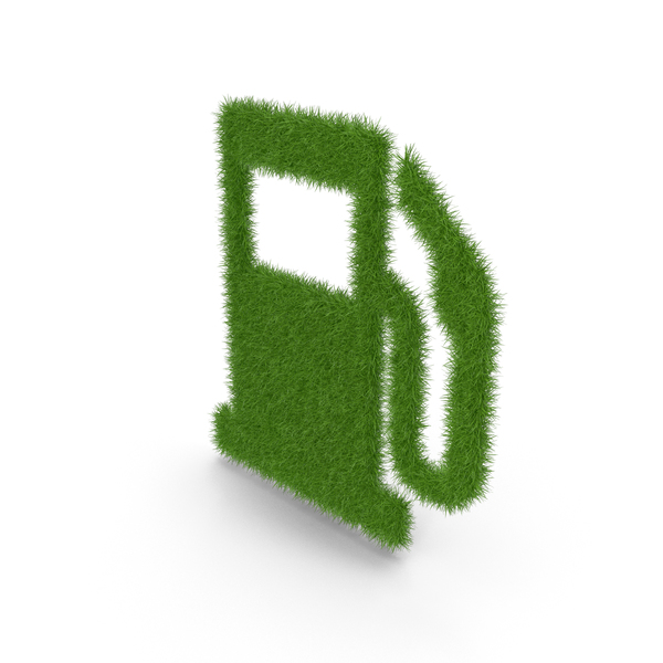 Grass Gas Station Symbol PNG & PSD Images