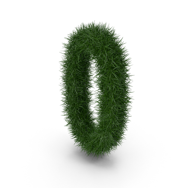 Ornamental: Grass Number 0 PNG & PSD Images