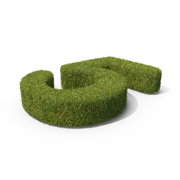 Topiary: Grass Number 05 Ground PNG & PSD Images
