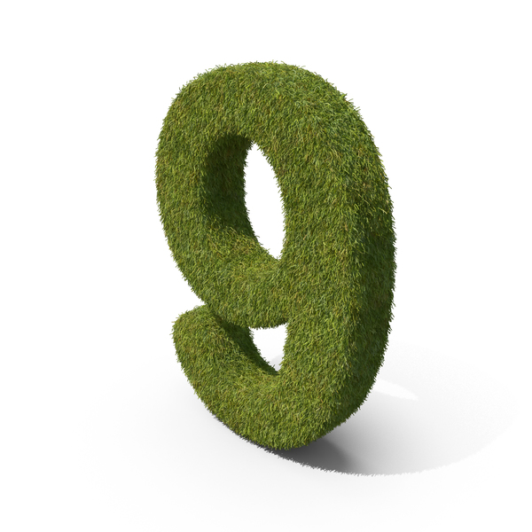 Grass Number 09 PNG & PSD Images