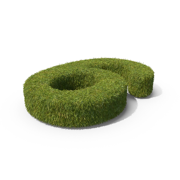 Grass Number 6 Ground PNG & PSD Images