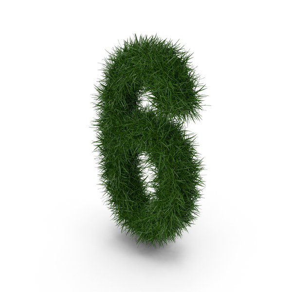 Topiary: Grass Number 6 PNG & PSD Images