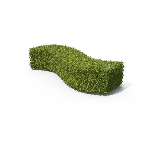 Punctuation: Grass Tilde Symbol PNG & PSD Images