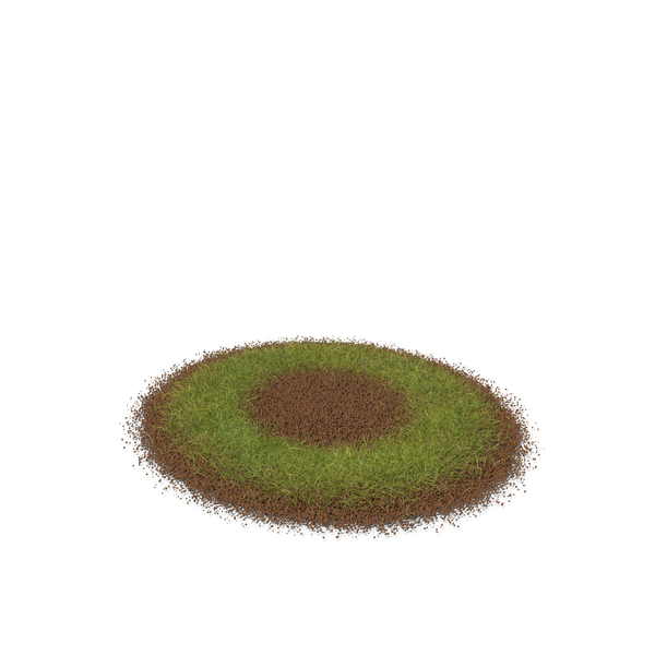 Grasses: Grass with Dirt PNG & PSD Images