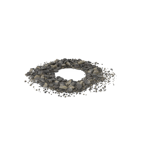 Gravel O PNG & PSD Images