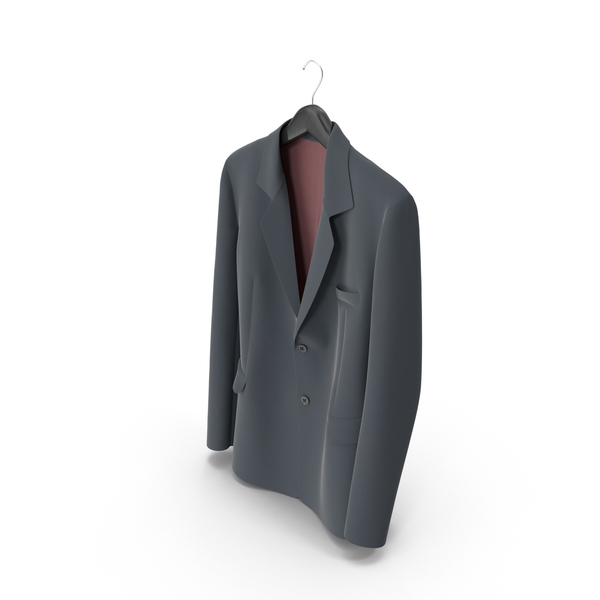 Gray Mens Jacket PNG & PSD Images