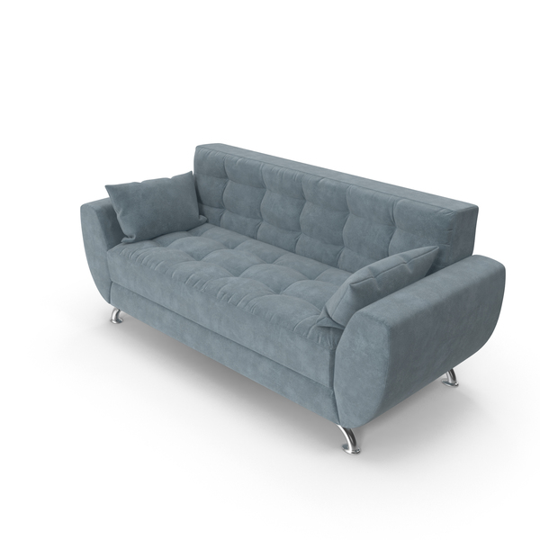 Gray Sofa PNG & PSD Images