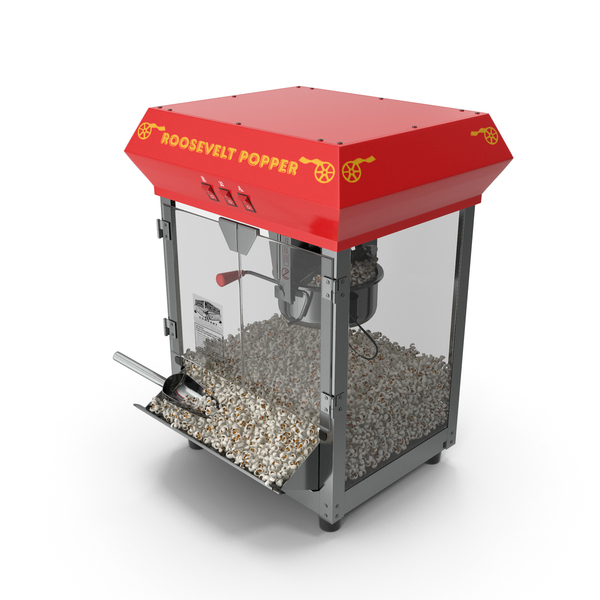 Great Northern Popcorn Popper Machine PNG & PSD Images