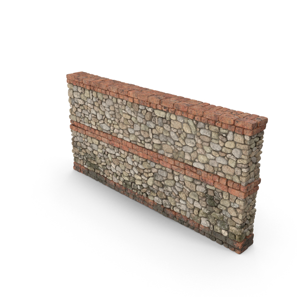 Greco-Roman Wall Section Object