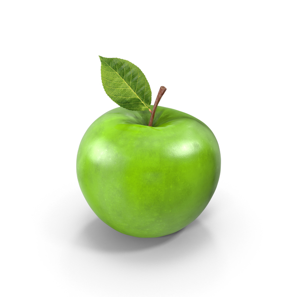 Green Apple Object