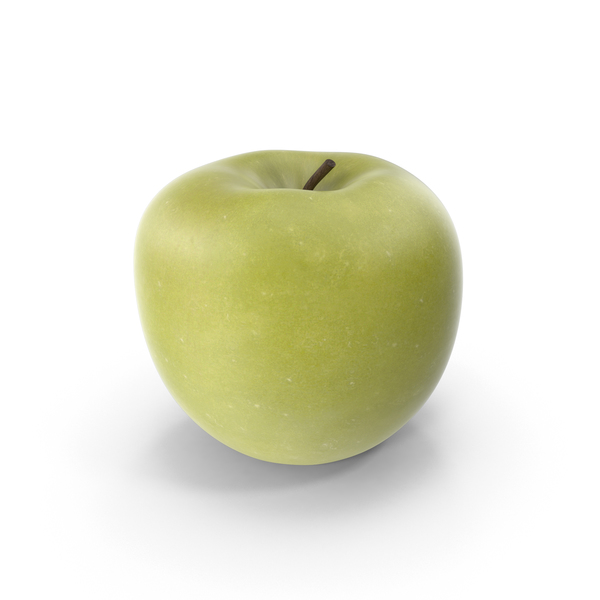 Granny Smith: Green Apple PNG & PSD Images