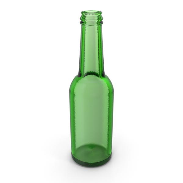 Green Beer Bottle PNG & PSD Images