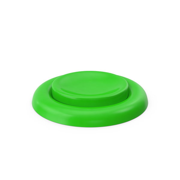 Green Button Object