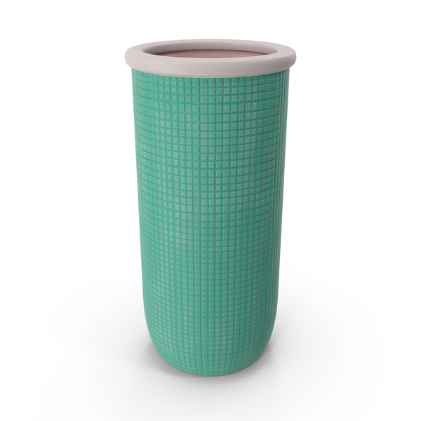 Green Ceramic Vase PNG & PSD Images
