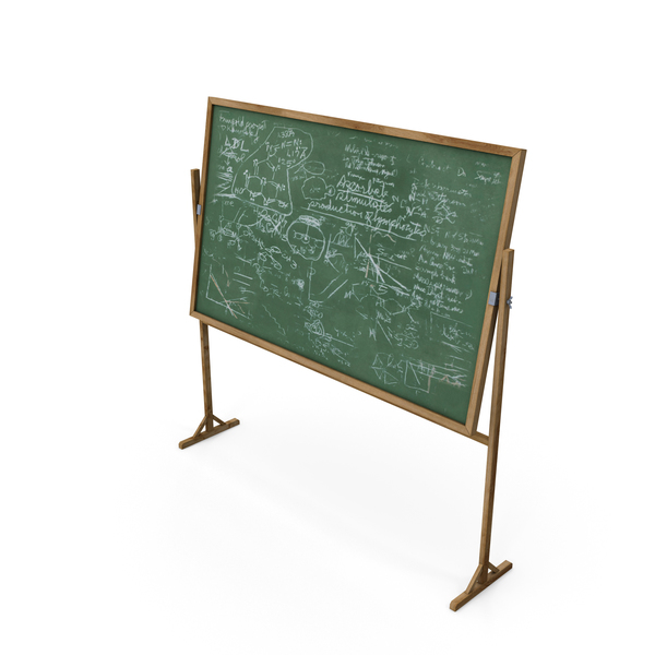 Green Chalkboard PNG & PSD Images