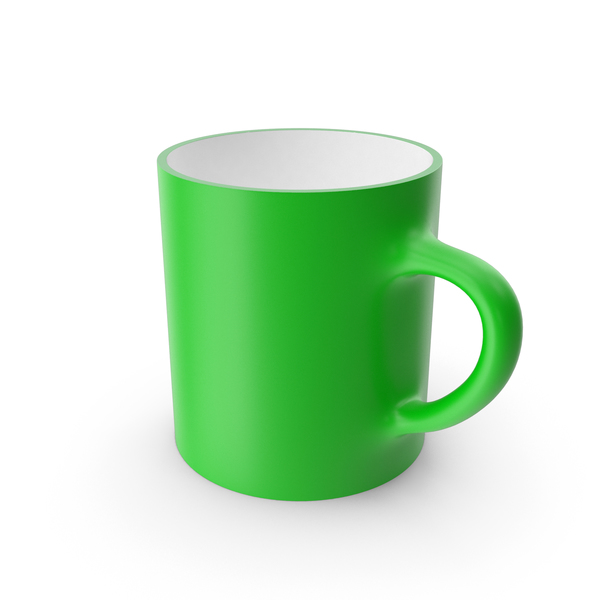 GREEN CUP PNG & PSD Images