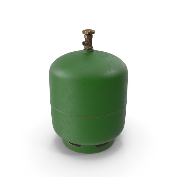 Green Gas Tank PNG & PSD Images