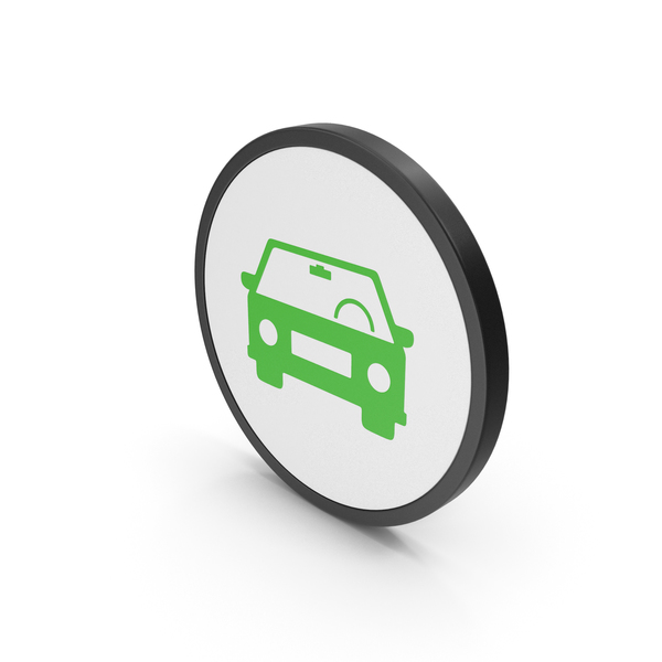 Computer: Green Icon Car PNG & PSD Images
